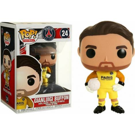 Funko Pop! Sports: Football - Gianluigi Buffon (psg) #24 Vinyl Figure