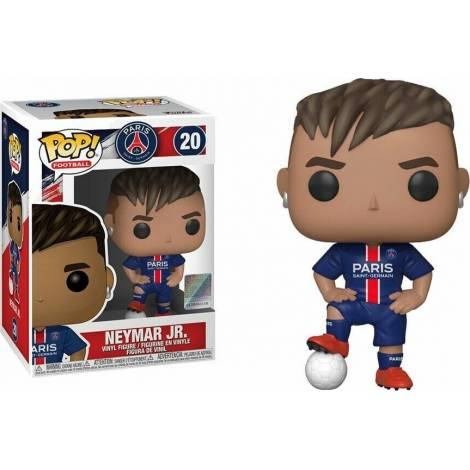 Funko Pop! Sports: Football - Neymar da Silva Santos Jr. (psg) #20 Vinyl Figure