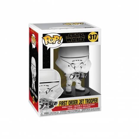 Funko POP! Star Wars Ep 9 - First Order Jet Trooper #317 Vinyl Figure