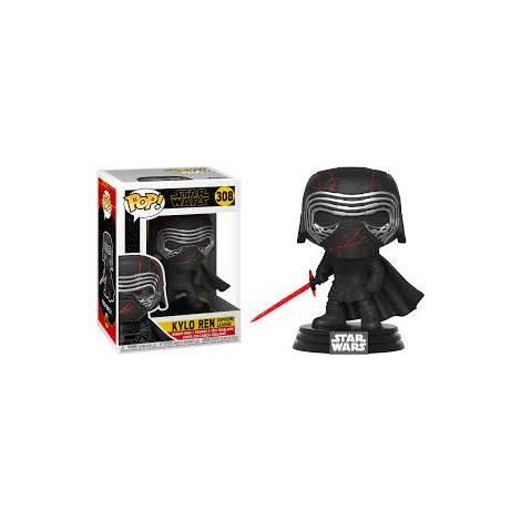 Funko POP! Star Wars Ep 9 - Kylo Ren Supreme Leader #308 Vinyl Figure