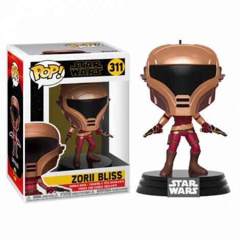 Funko POP! Star Wars Ep 9 - Zorii Bliss # Vinyl Figure