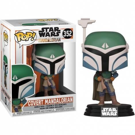 Funko POP! Star Wars: Mandalorian - Covert Mandalorian # Vinyl Figure #352
