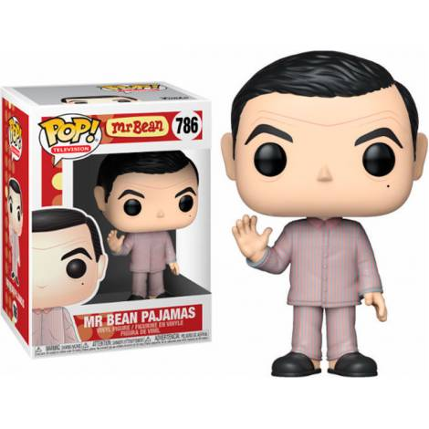 Funko POP! Television: Mr Bean Pajamas* #786 Vinyl Figure
