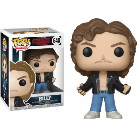 Funko Pop! Television: Stranger Things - Billy At Halloween #640 Vinyl Figure