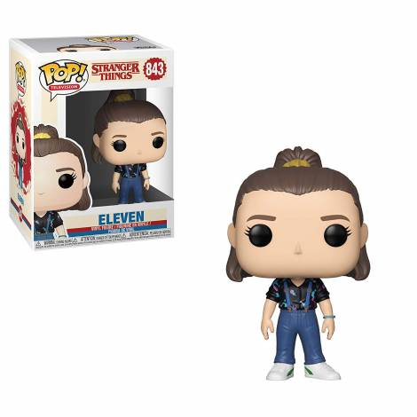 Funko POP! Television: Stranger Things - Eleven #843 Vinyl Figure