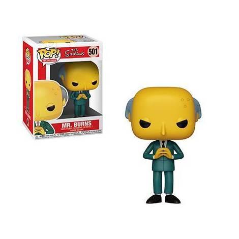 Funko Pop! Television: The Simpsons - Mr. Burns #501 Vinyl Figure