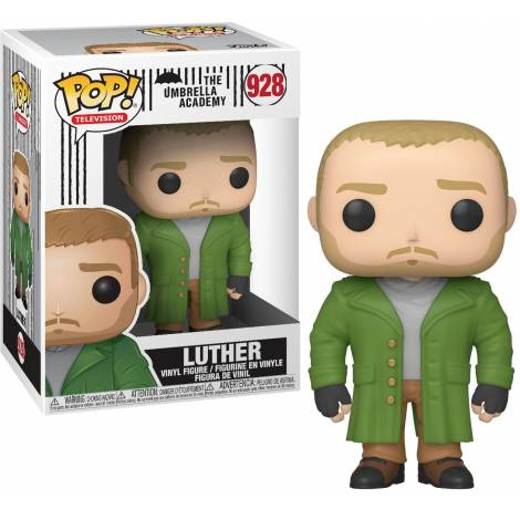 Funko POP! Television: The Umbrella Academy - Luther #928 Vinyl Figure