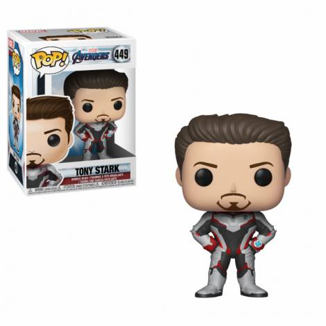 Funko POP!  Tony Stark Marvel (Avengers Endgame)
