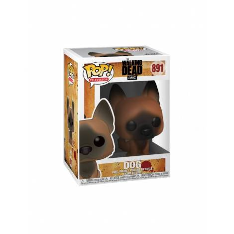 Funko POP! TV: Walking Dead - Dog #891 Vinyl Figure