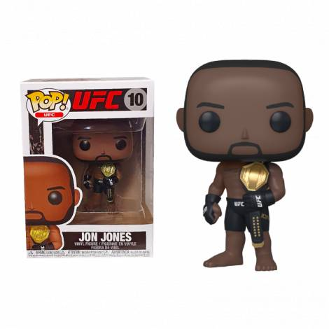 Funko POP! UFC Jon Jones # Vinyl Figure