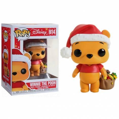 Funko POP. Vinyl Disney: Holiday-Winnie The Pooh Collectible Figure, Multicolour