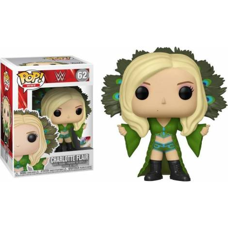 Funko Pop! wwe - Charlotte Flair #62 Vinyl Figure