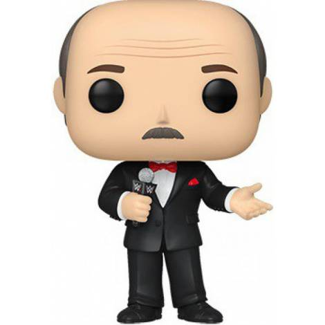 Funko POP! WWE: Mean Gene # Vinyl Figure