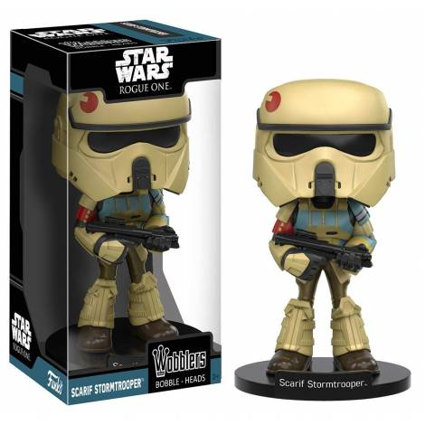 FUNKO WACKY WOBBLER Star Wars Rogue One - Scarif Stormtrooper