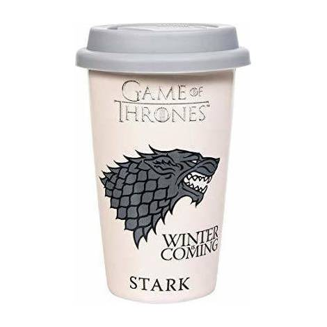 Game of Thrones - Game of Thrones (House Stark) Travel Mug (MGT22867)