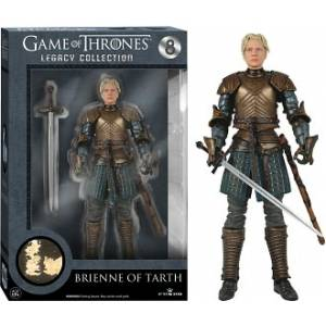 GAME OF THRONES - LEGACY BRIENNE OF TARTH #8 ACTION FIGURES SERIES 2 (15CM)