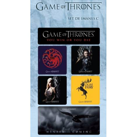 GAME OF THRONES - MAGNETIC SET C (SDTHBO02083)
