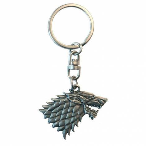 GAME OF THRONES - STARK 3D KEYCHAIN (ABYKEY060)