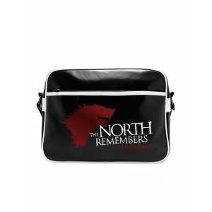 GAME OF THRONES - THE NORTH REMEMBERS MESSENGER BAG (ABYBAG134)