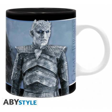 Game of Thrones - Viserion & King 320ml Mug (ABYMUG608)