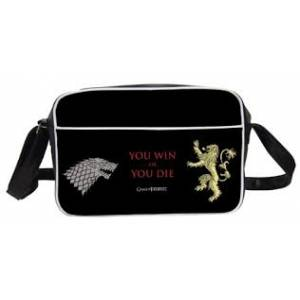 GAME OF THRONES - YOU WIN OR YOU DIE MESSENGER BAG (SDTHBO02286)