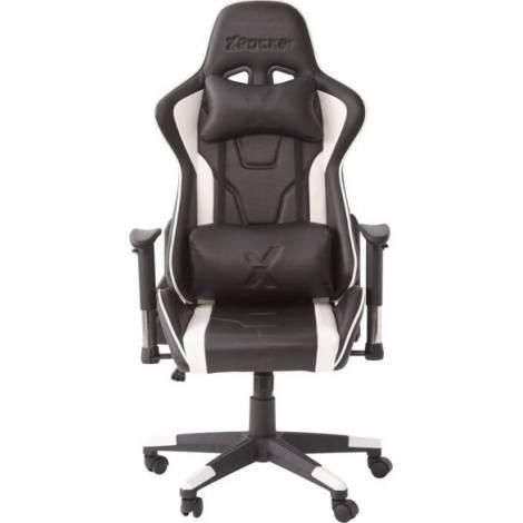 Gaming Chair  X-ROCKER BRAVO WHITE (0790401)