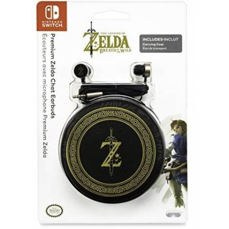 Gaming Headset PDP ZELDA CHAT (Nintendo Switch)
