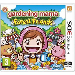 Gardening Mama 2: Forest Friends (NINTENDO 3DS)