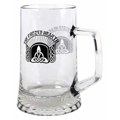 Gaya Entertainment The Elder Scrolls V: Skyrim - The Frozen Hearth Beer Glass (500ml) (ge2129)