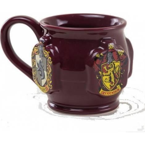 GB Eye Harry Potter - Crests 500ml 3D Mug (MGM0017)