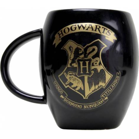 Gb eye Harry Potter - Hogwarts Gold Oval mug (Mgo0015)