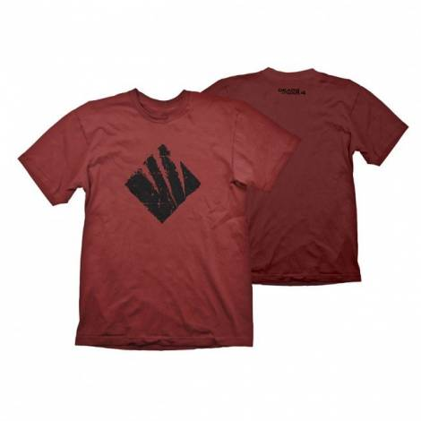 GEARS OF WAR 4 - SWARM ICON T-SHIRT SIZE M (GE6042)
