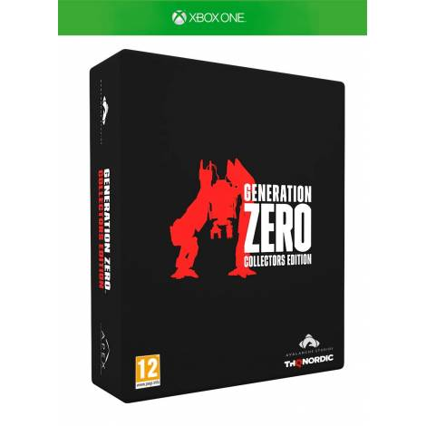 Generation Zero Collector's Edition (Xbox One)