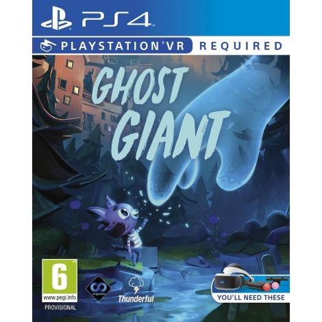 Ghost Giant (VR Required) (PS4)