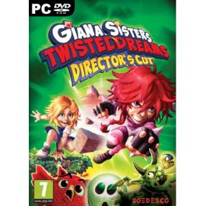Giana Sisters Twisted Dreams – Director's Cut (PC)