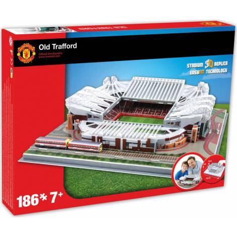 Giochi Preziosi - Nanostad 3D Manchester United Old Trafford (NND10000)