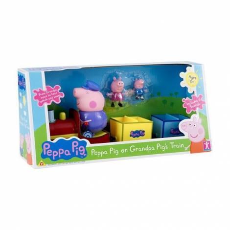 Giochi Preziosi Peppa Pig - Grandpa Pig's Train (GPH20258/GR)