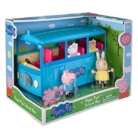 Giochi Preziosi - Peppa Pig Σχολικο Λεωφορειο (PPC25000)