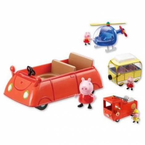 Giochi Preziosi - Peppa Pig Vehicle - Red Car
