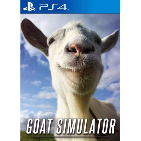 Goat Simulator (PS4)