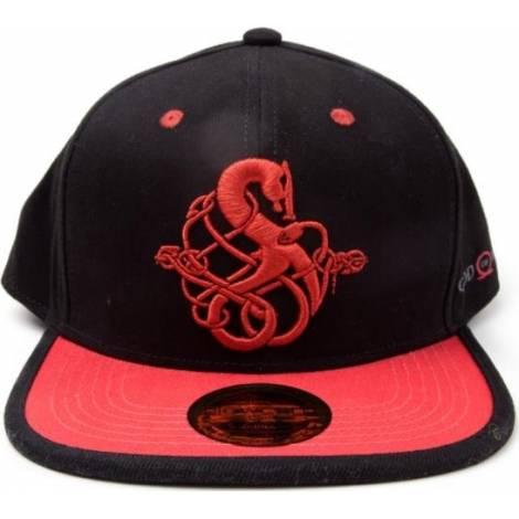 God of War – 3D Embroidery Snapback Cap (SB747174GDW)
