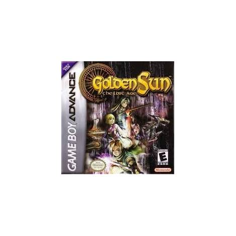 Golden Sun : The Lost Age - χωρίς κουτάκι (GAMEBOY ADVANCE)