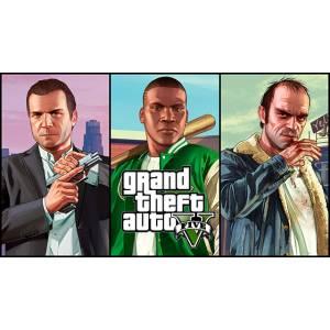Grand Theft Auto V GTA- Rockstar Social Club CD Key (Κωδικός Μόνο) (PC)
