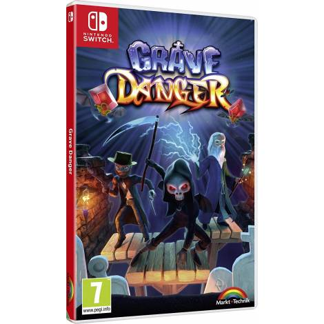 Grave Danger (Nintendo Switch)