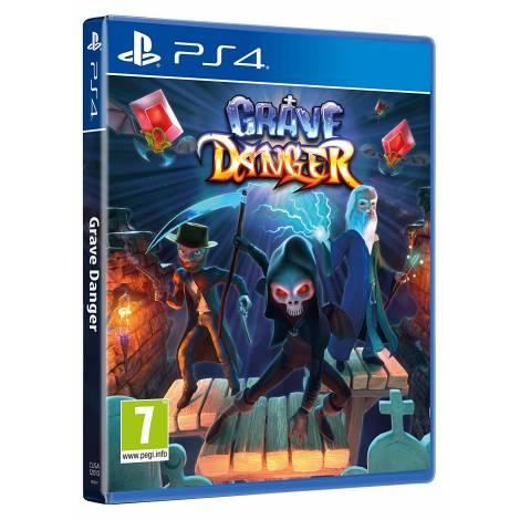Grave Danger (PS4)