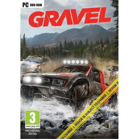 Gravel - Steam CD Key (Κωδικός μόνο) (PC)