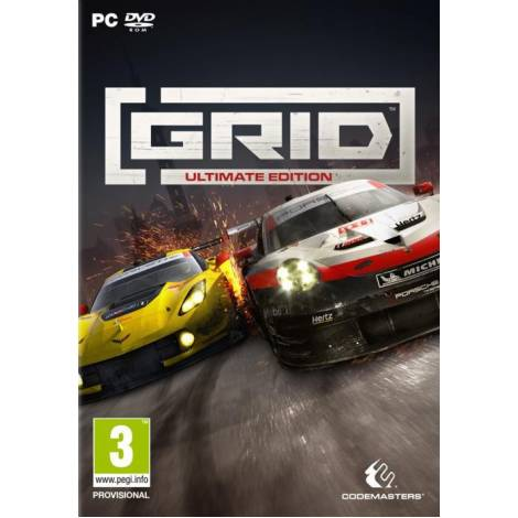 GRID (Ultimate Edition) (PC)