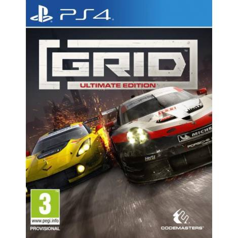 Grid (Ultimate Edition) (PS4)