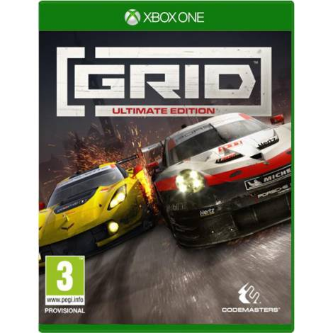 Grid (Ultimate Edition) (XBOX ONE)