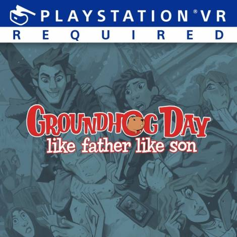Groundhog Day: Like Father Like Son (PS4)